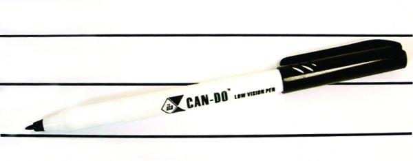 The CAN-Do bold, no bleed pen