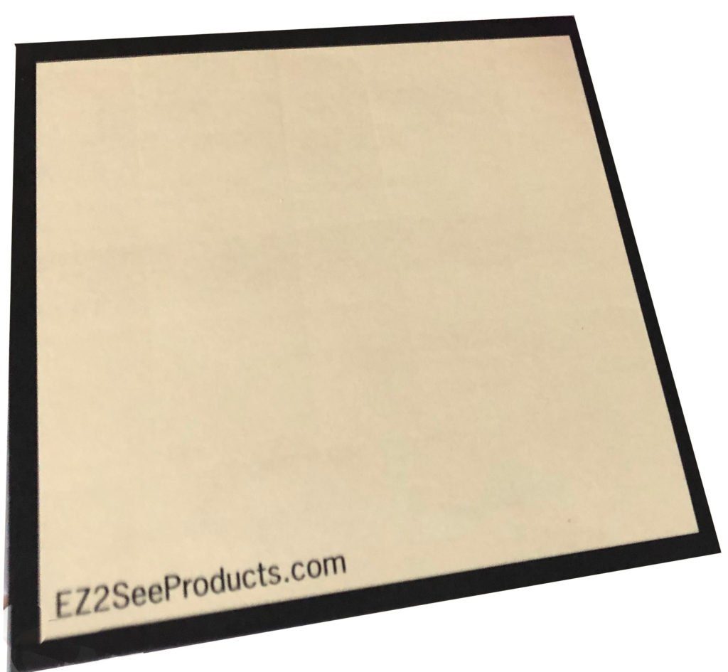 The EZ2See Sticky Note pads
